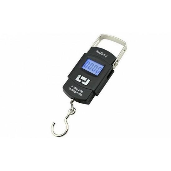 Cantar electronic, 50 KG portabil, rezistent, diviziune 10 g, LCD